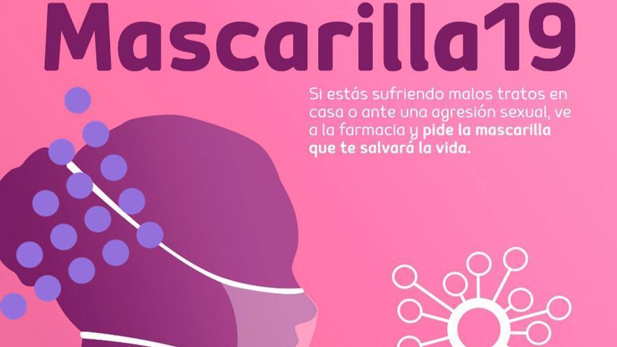 El ICI lanza una campaña sobre el recurso 'Mascarilla-19' para llegar a más mujeres en situación de violencia de género