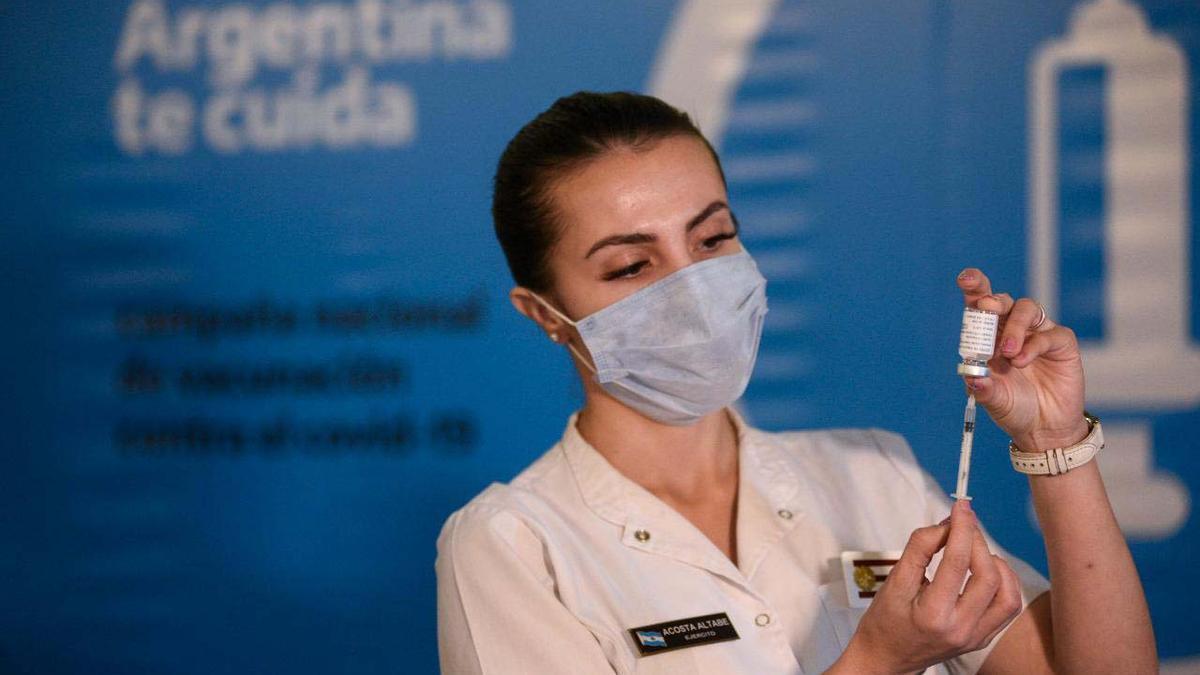 CABA podrá completar las segundas dosis con vacunas diferentes.