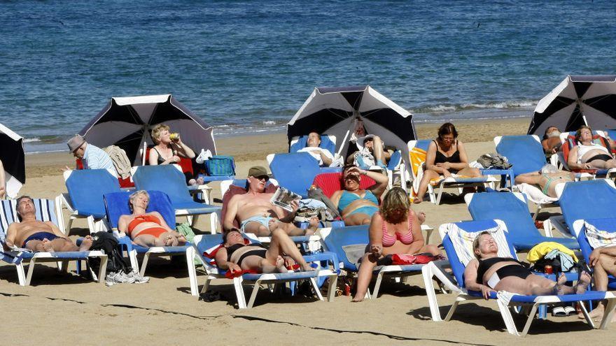 """Las expectativas del turismo para Semana Santa, """"nada halagüeñas"""" en Canarias"""