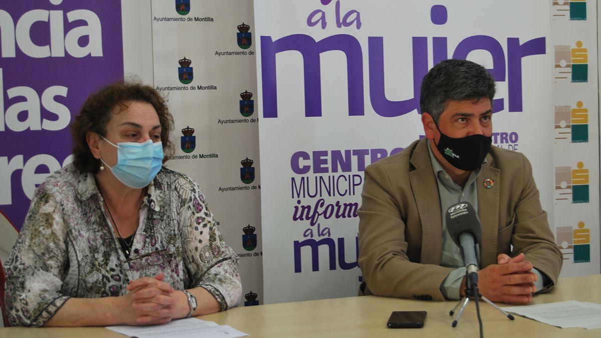 Presentación del plan de igualdad del Ayuntamiento de Montilla.