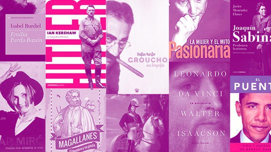 Diez biografías de personajes nacionales e internacionales