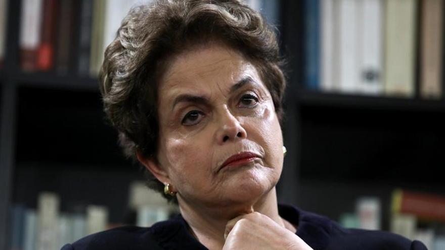 Rousseff atribuye a una persecución el registro policial en la casa del hijo de Lula