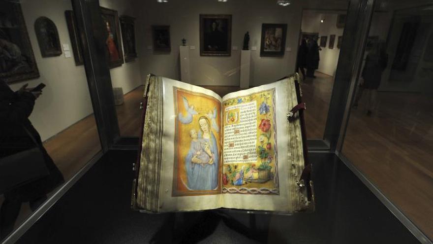 El libro de oración de los Rothschild se subasta por 13,6 millones de dólares