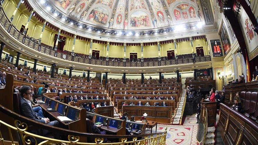 El Congreso aprueba hoy las pensiones de orfandad por violencia machista