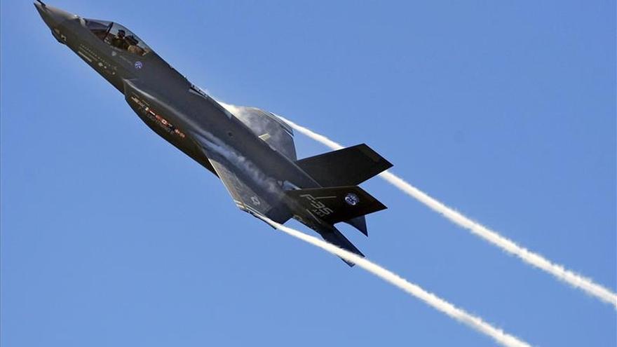 Israel adquirió otros catorce cazabombarderos F-35 de EEUU