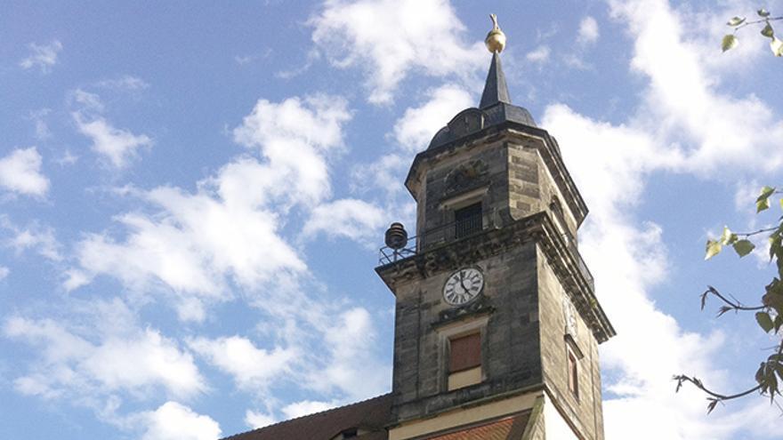 La iglesia de Königstein.