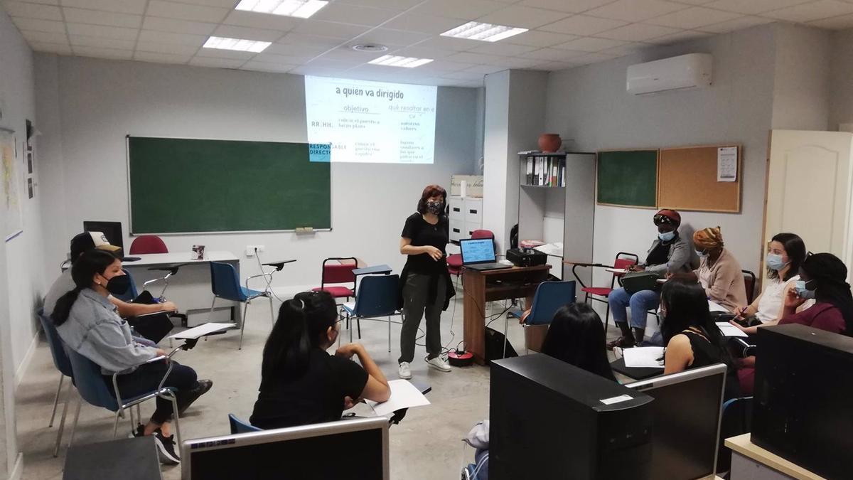 Proyecto 'Send@' de Córdoba Acoge.