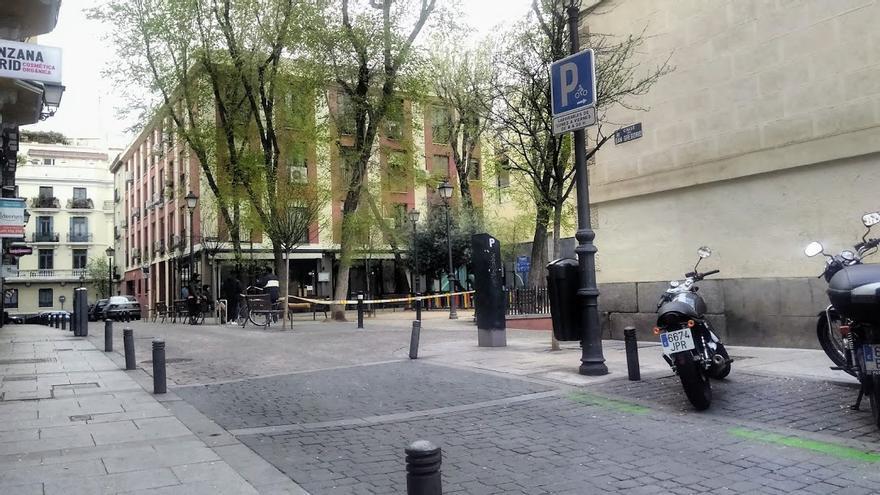 Plaza de la Memoria Trans | SOMOS CHUECA