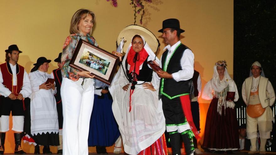 Rosalía Pérez en una imagen de archivo.