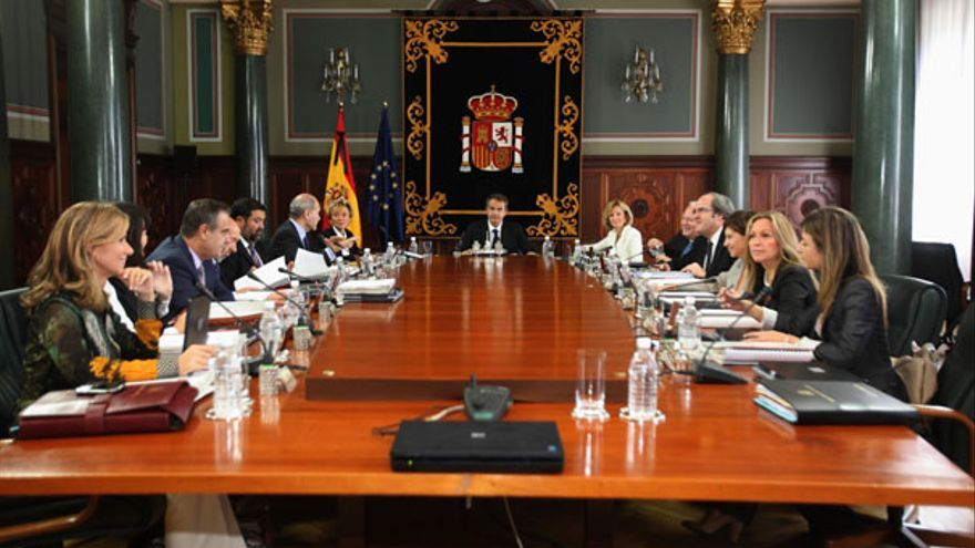 Del Consejo de Ministros #2