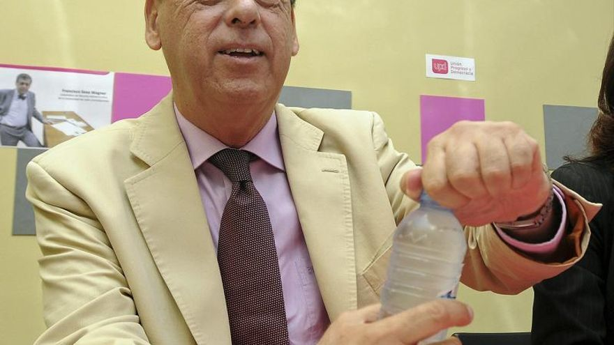 Sosa Wagner encabezará la lista europea de UPyD con el 60 por ciento de los votos
