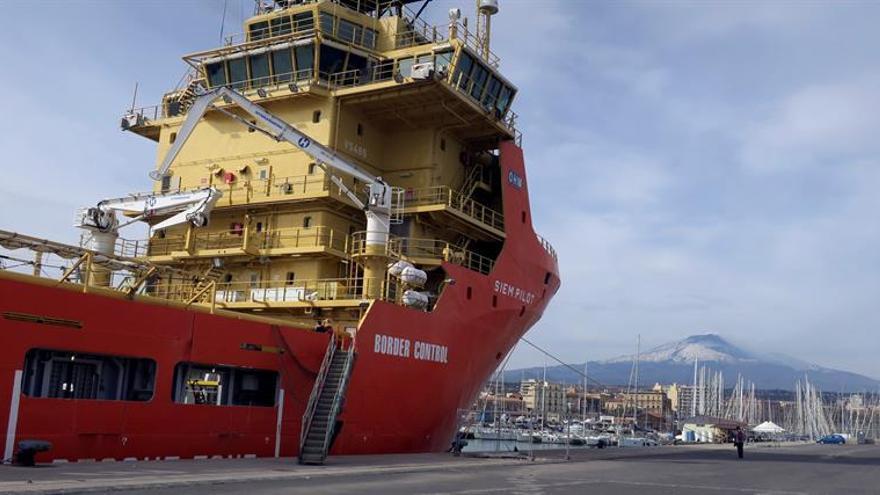 Frontex: Crece un 30 % la cifra de inmigrantes irregulares que llega de Libia a Italia