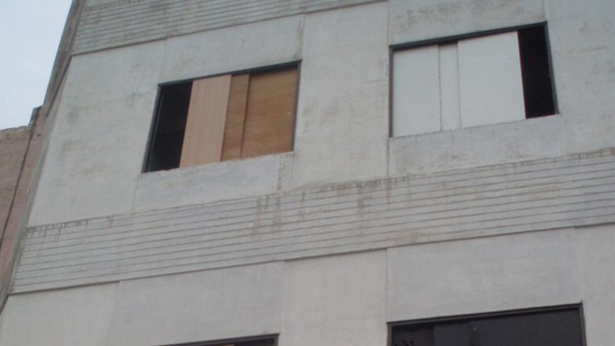 De las viviendas abandonadas #11