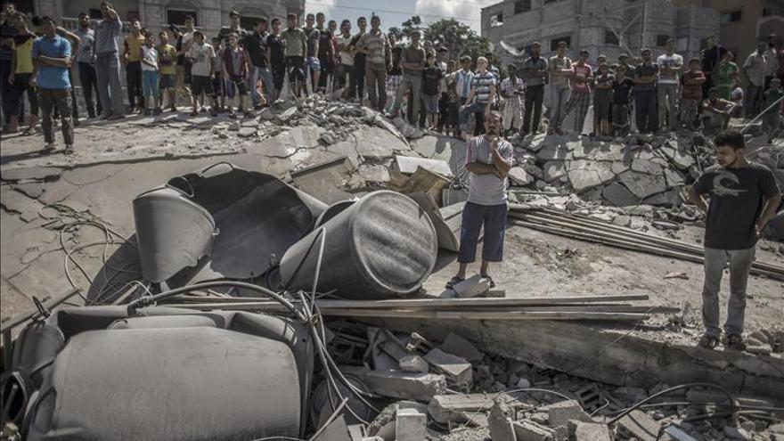 Las primeras horas del alto el fuego entre Israel y Gaza transcurren en calma