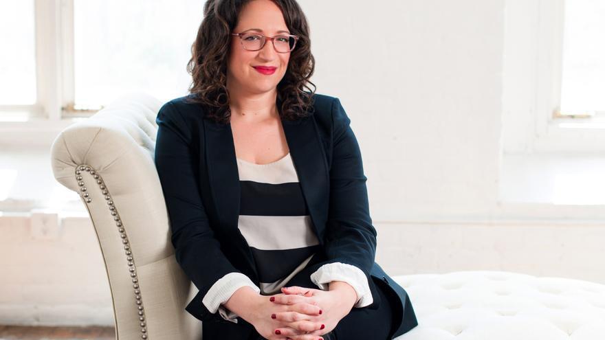 La autora Amy Webb ha publicado un libro para mostrar a los empresarios cómo prever los cambios