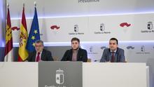 Rueda de prensa del Consejo de Gobierno de Castilla-La Mancha