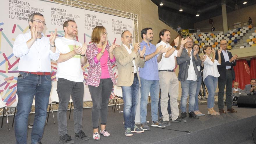 Podemos reivindica los derechos civiles para defender el referéndum ante el Gobierno de España