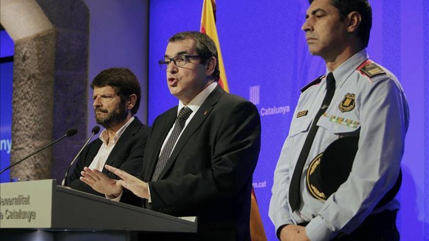 La Generalitat refuerza el control antiterrorista y pide decidir los niveles de alerta