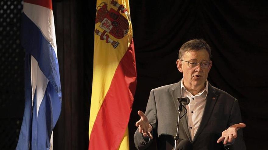 Puig destaca el dinamismo de las empresas valencianas para entablar nexos con Cuba
