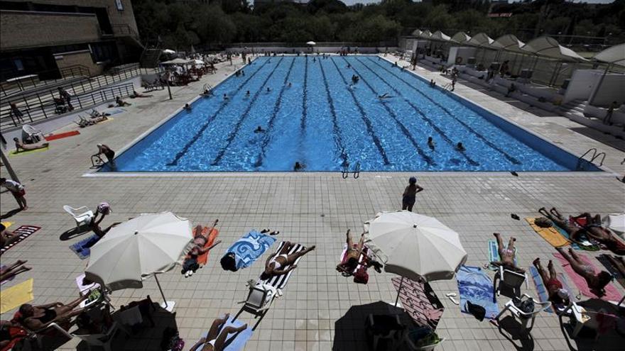 Muere ahogado un niño de seis años en las piscinas municipales de Alfaro