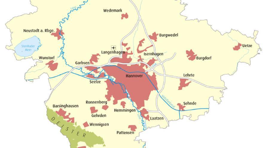 Plano de Hannover