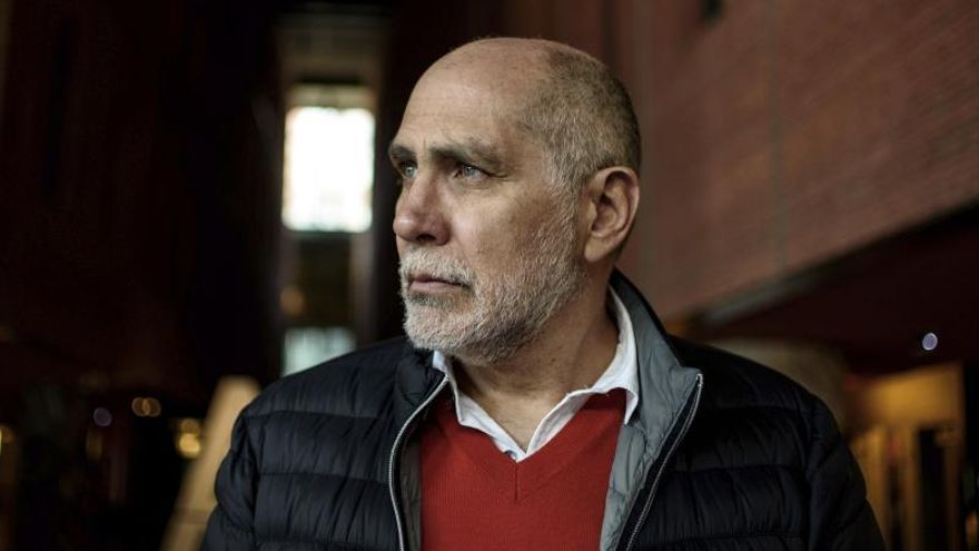 """Guillermo Arriaga: """"El primer mundo es responsable de la situación de los refugiados"""""""
