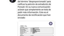 La Comisión Europea censura que Borrell tuiteara información confidencial sobre el expediente policial británico de Ponsatí