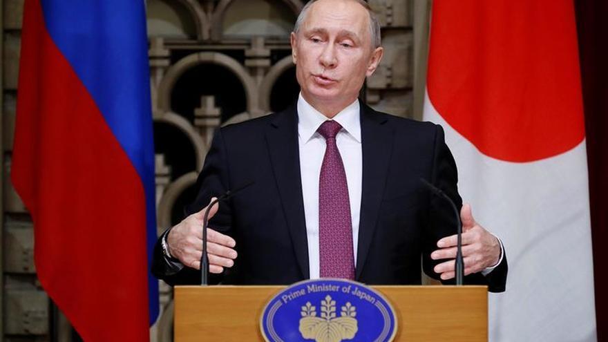 """Putin """"trabaja"""" con Erdogan para abrir iun nuevo dialogo de paz sobre Siria"""