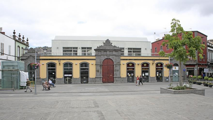 Antiguo Mercado de Arucas (ALEJANDRO RAMOS)