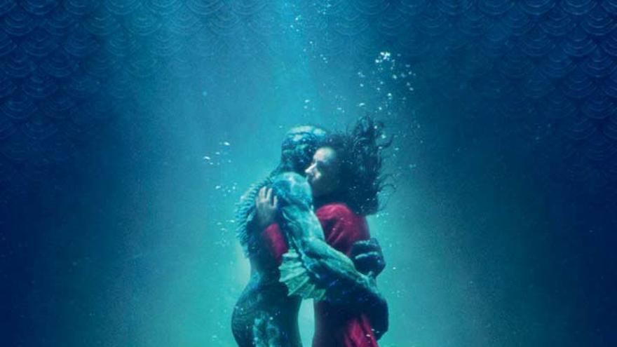 'La forma del agua', de Guillermo del Toro: bella, poética… y complaciente