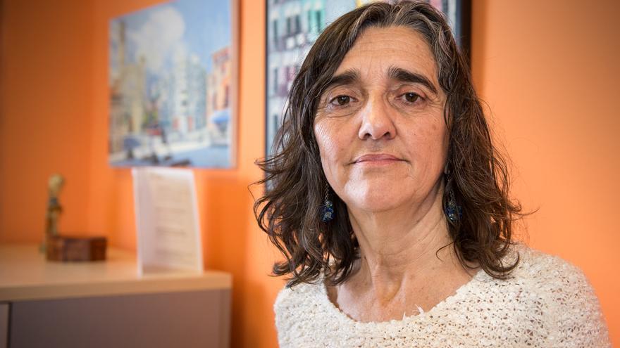 Carme Borrell es gerente de la Agencia de Salud Pública de Barcelona (ASPB)