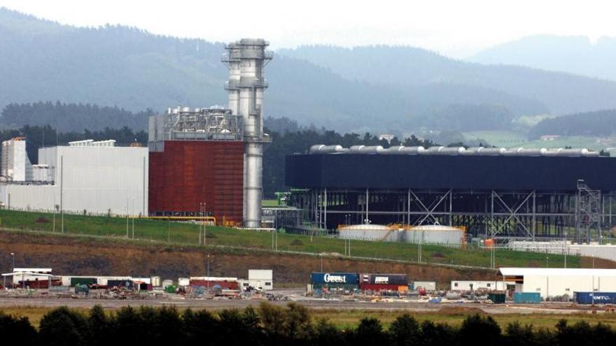 Amorebieta acogerá en 2022 una planta de hidrógeno verde en las infraestructuras de la central de Boroa