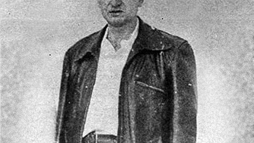 Juan García Suárez, 'El Corredera'