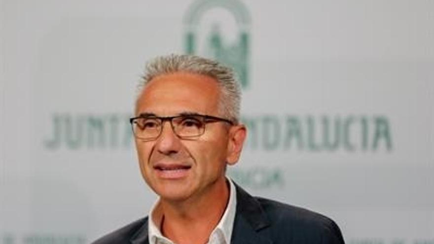"""Junta ve """"patético"""" que Moreno pida a Díaz que influya en la posición del PSOE y le reprocha """"contradicciones"""""""