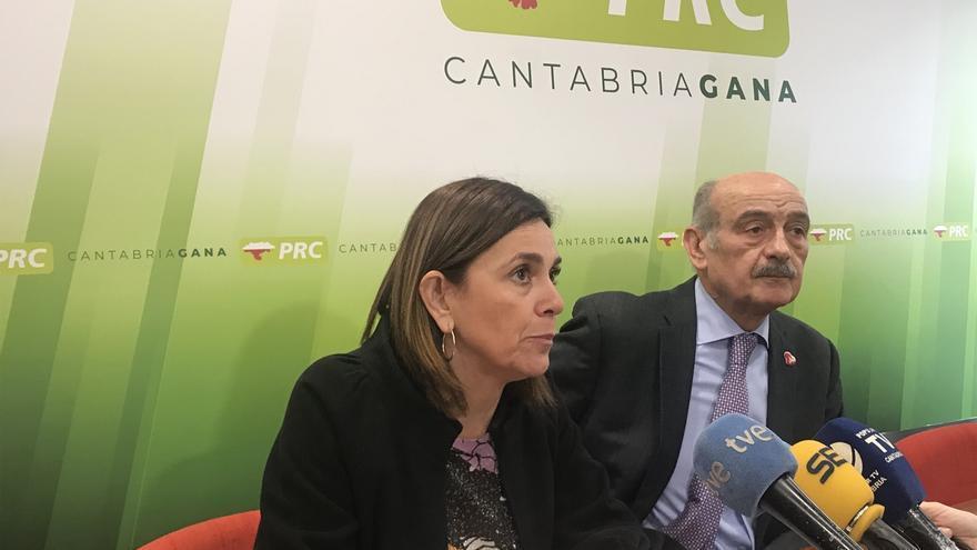 """PRC """"no se mueve"""" en el """"escenario"""" planteado por Casado porque el pacto con el PSOE en Cantabria sigue """"vigente"""""""