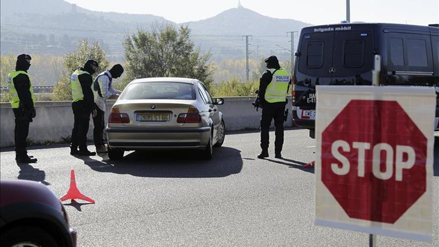 Francia alerta a los países fronterizos para evitar la huida de un terrorista