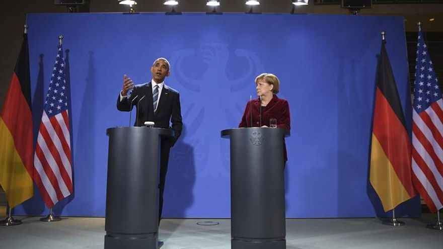 "Obama admite que sería ""ingenuo"" prever un cambio a corto plazo en Siria"