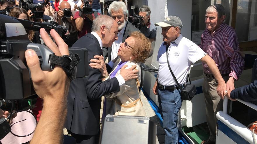 """El Gobierno Vasco clama por """"un mañana sin guerras ni personas refugiadas"""""""