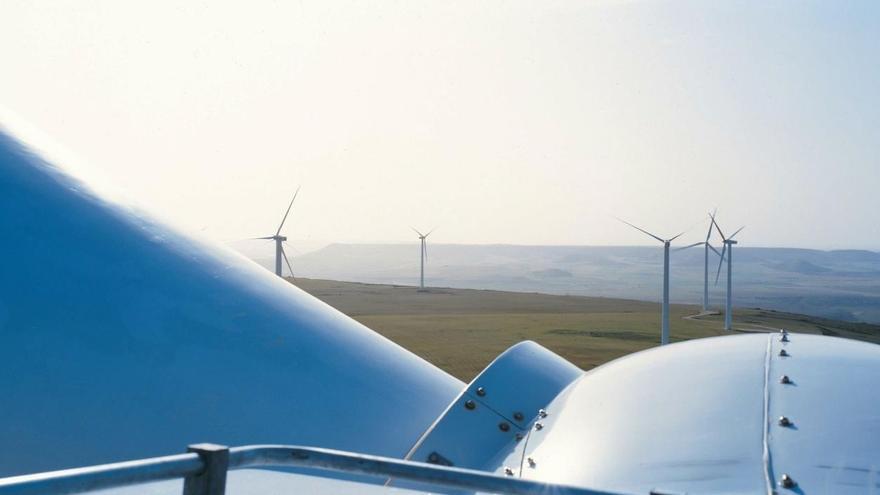 La instalación de energía eólica en España creció un 5,1% en 2011, según la IEA
