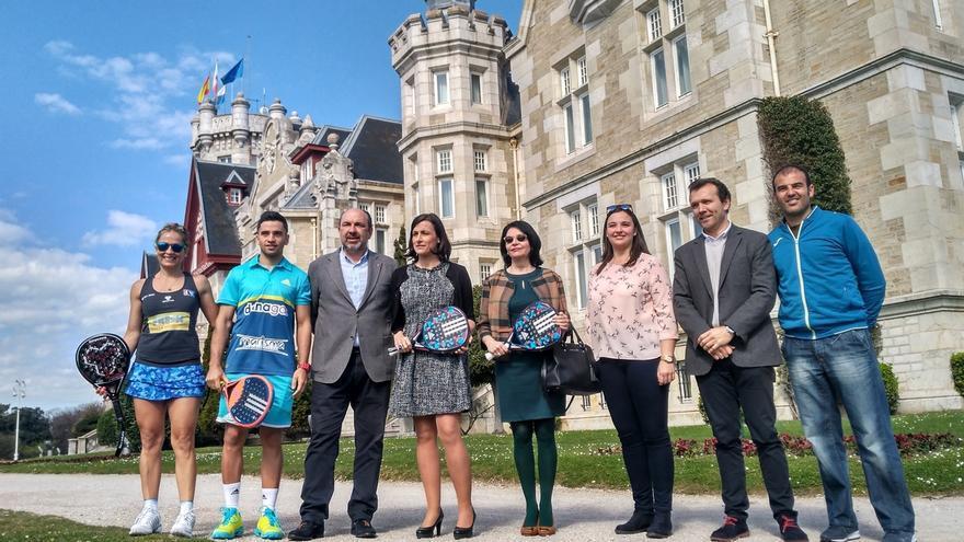 El World Padel Tour abre la temporada en Santander con el Trofeo Año Jubilar Lebaniego