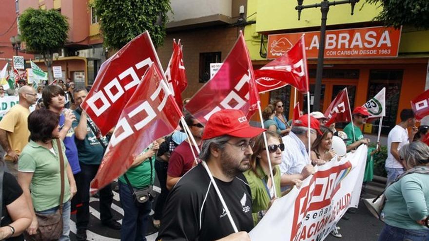 De la huelga educativa en LPGC #2