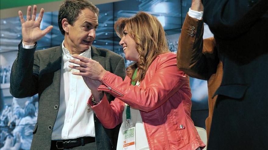 """Zapatero cree que el PSOE empieza la """"cuenta atrás"""" para recuperar la mayoría"""