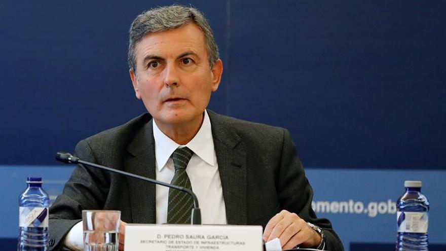 Pedro Saura repite como secretario de Estado de Transportes y Movilidad