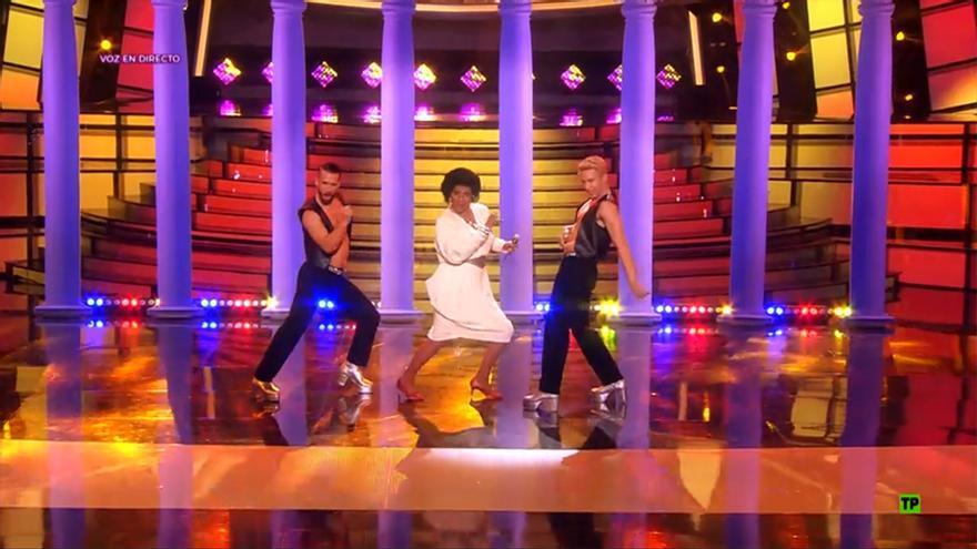 'Tu cara me suena' - Imagen de su primera semifinal