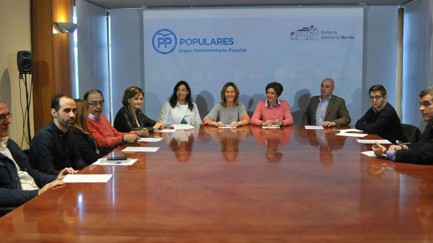 Comisión de Educación del PP-CLM