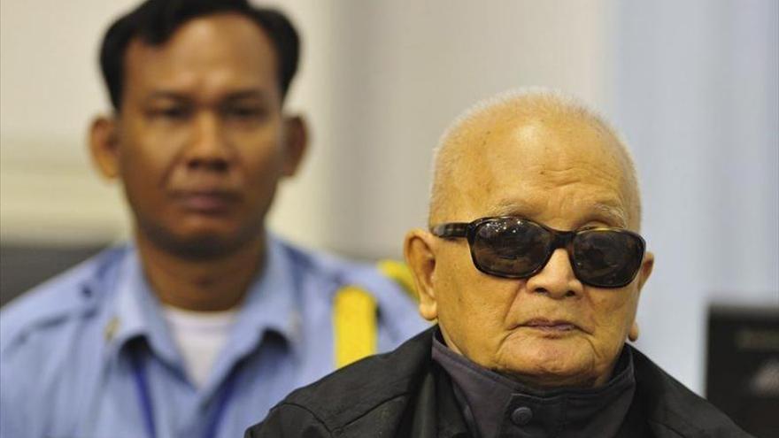 Nuon Chea admite su responsabilidad por los crímenes de los Jemeres Rojos