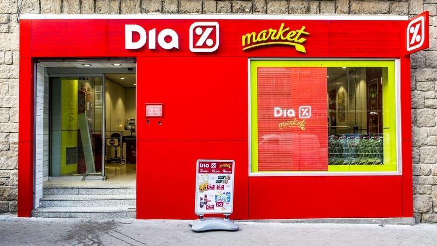 Un establecimiento de Dia.