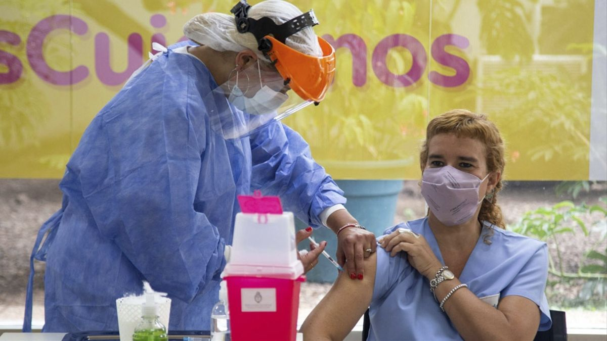 El Gobierno de la Ciudad de Buenos Aires avanza en la vacunación del personal sanitario