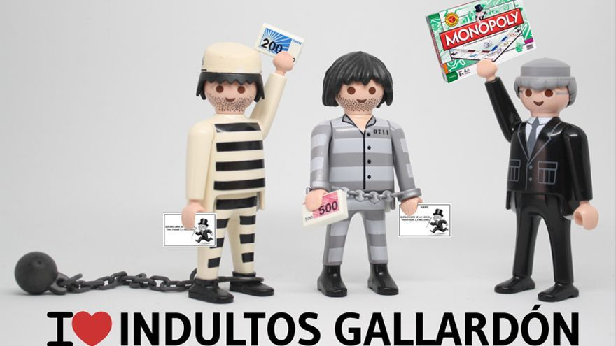 I love indultos Gallardón