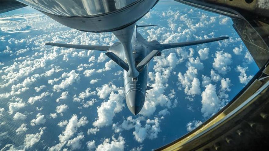 EE.UU. vuelve a responder a Corea del Norte desplegando bombarderos B-1B